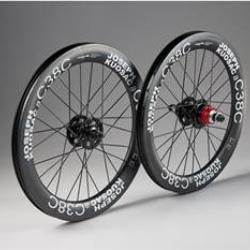 Joseph Kuosac C38C Carbon Wheelset
