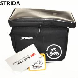 STRIDA  防水手机包把手包前车把包车架包零钱包