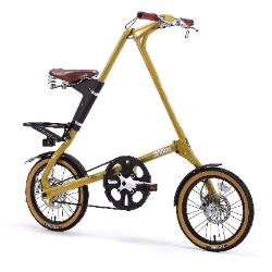 STRIDA Carbon C1 18寸折叠自行车